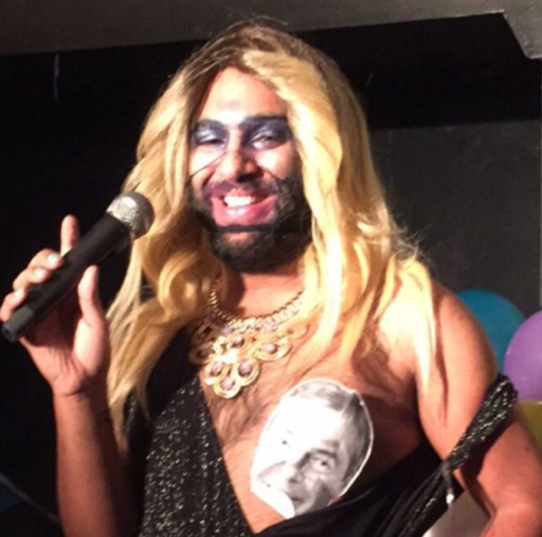 Being Brave with the Drag Queens